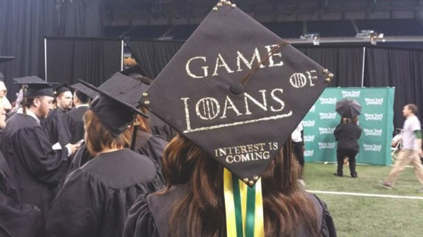 Game f Loans: The interest is coming