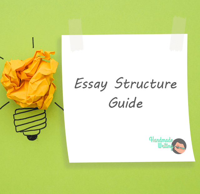 Essay structure Guide