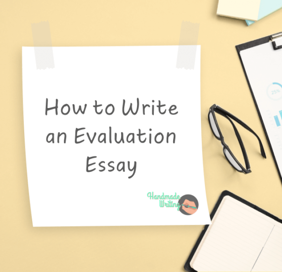 Evaluation Essay