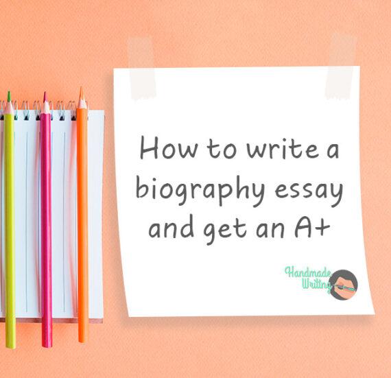 biography essay