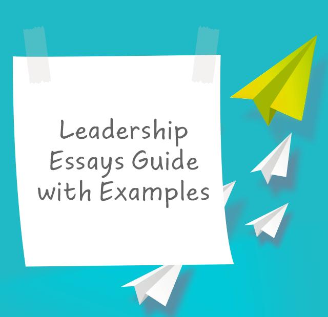 Leadership Essays