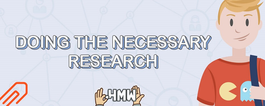 Internship Research