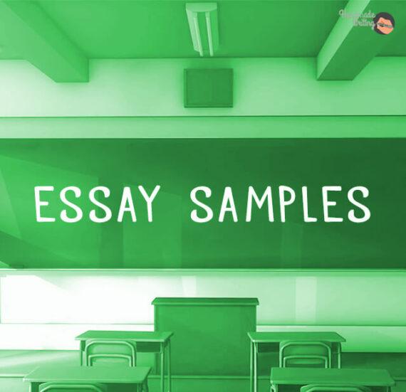 essay samples