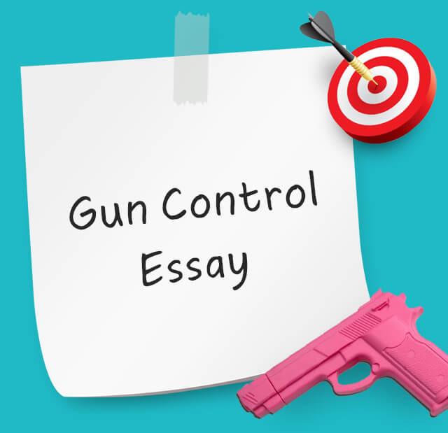 gun control essay