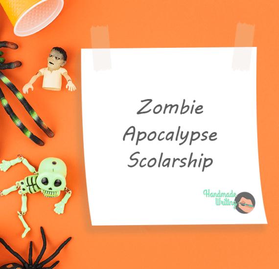 zombie apocalypse scholarship